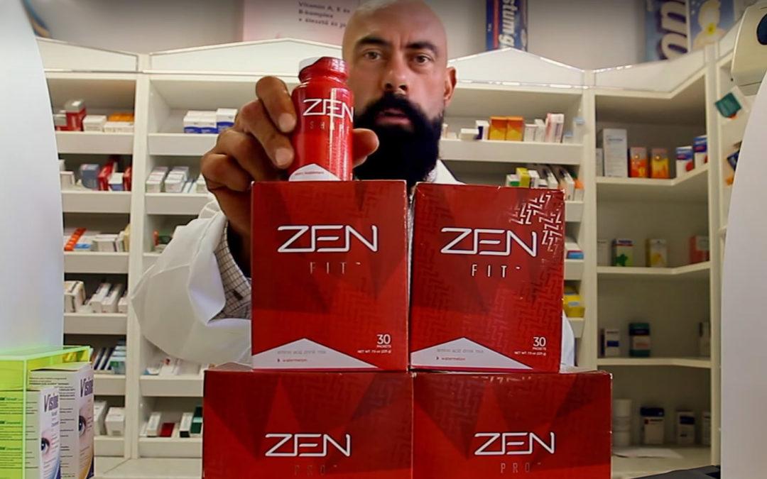 Zen Fit Promóció
